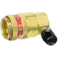 "Acoplamiento Hi-Side con 1/4"" Flare, Yellow Jacket 41317"