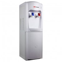 Dispensador de Agua Mirage Serie Disx 10 Basico Color Blanco - MDD10CB