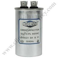 Capacitor de Trabajo, 35Mf, 440VAC +-5%, 50/60Hz, Cluxer CXC44035