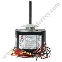 Motor Condensador Rescue Cerrado, 208-230V, HP 1/3 a 1/6, RPM 1075, 2.6 A, Reversible, Baleros