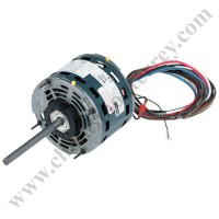 Motor Fasco Abierto,  1/4-1/5-1/6 Hp, 115 V, 1075 RPM, Reversible